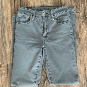 American Eagle Super Stretch Jeans - Size 0